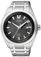 Citizen AW1240-57E Eco-Drive Super Titanium rannekello