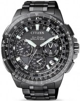 Citizen CC9025-51E Eco-Drive rannekello Satelite Wave GPS-kontrolli