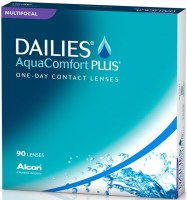 Dailies Aqua Comfort Plus Multifocal 90 kpl