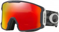 Oakley Laskettelulasit Line Miner Snow Night Camo Prizm Torch 7070 31